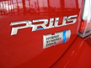 Prius / Paws Logo