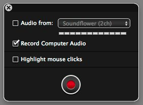How to capture and record your screen with computer audio on mac osx voila record computer audio ccuart Gallery