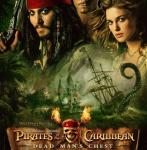 pirates of the caribbean - dead man's chest poster