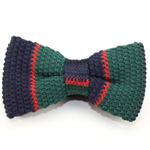 Kruwear Knitted Bowtie bow tie Bow-tie