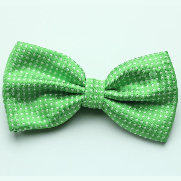 Gedeh Kruwear Polka Dot Bow Tie