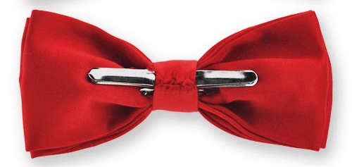 clip-on-bow-tie