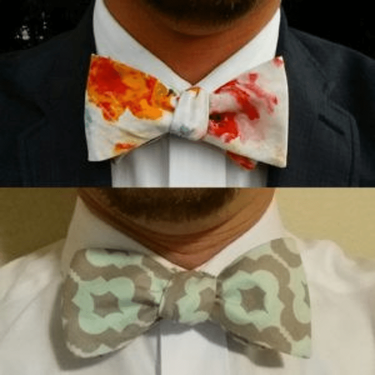 Chicago-based menswear company, Kruwear's bow ties reviewed by The Bow Tie Aficionado