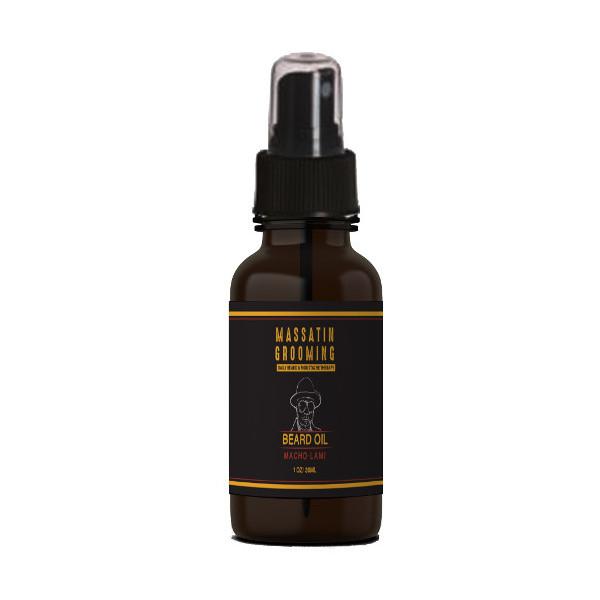Massatin Grooming best beard oil