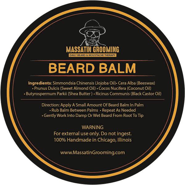 Massatin Grooming product, best beard balm an beard oil