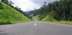 Road To Kenyir