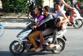 thai traffic