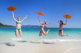 thai beach