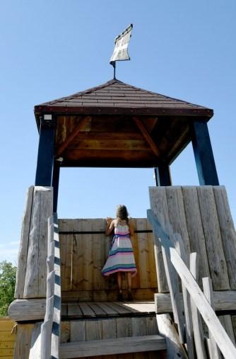 Medieval theme park Sanc. Michael