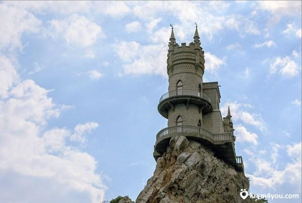 Ласточкино гнездо. Ялта. Крым