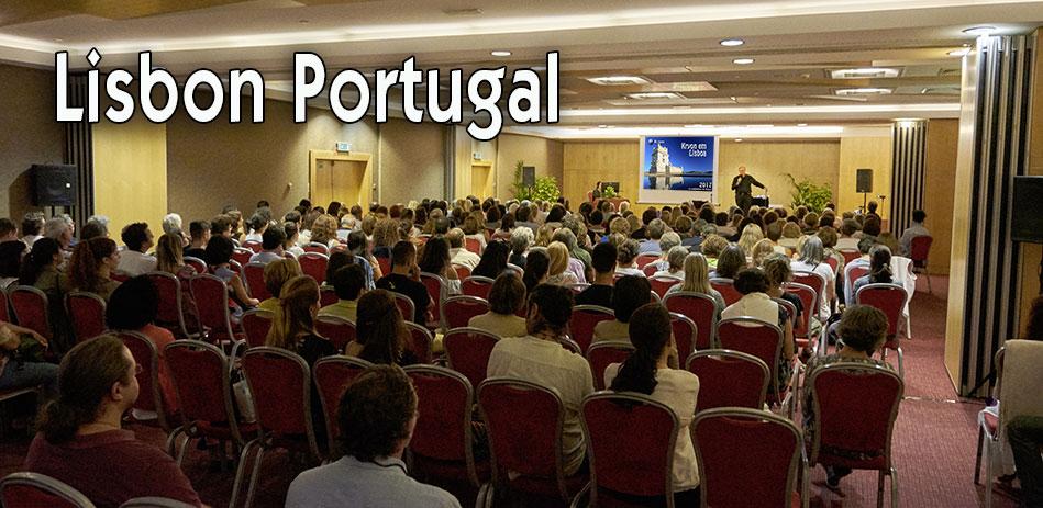 Kryon em Lisboa, 2017 - A história de Fátima