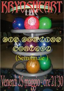 KRYOSHEART live @ BIG Bowling (Semifinale Contest)