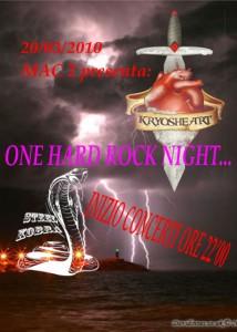KRYOSHEART live @ MAC 2