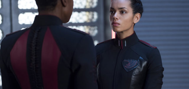 Lyta Zod: Krypton - Georgina Campbell