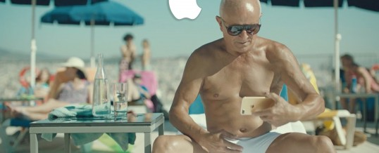 Publicité Française iPhone 7 – Plongeon –