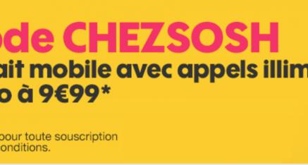 Le forfait 20Go de Sosh à 9,99€ pour contrer FREEMOBILE #mardifree?