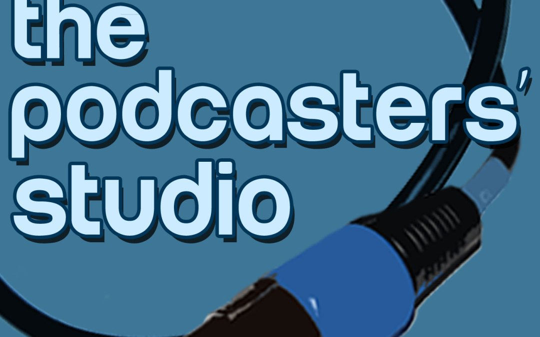 The Podcasters' Studio | Episode 90 | Replacing Media Files and Behringer Xenyx UFX1204 Mixer Review
