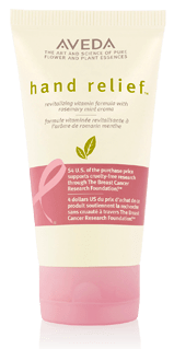 Aveda Limited Edition hand relief, £19 - £2 donation