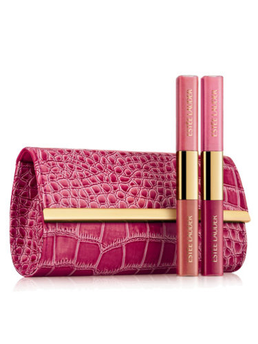 Estée Lauder Pink Ribbon Elizabeth Hurley Lip Collection, £25 - £7.50 donation