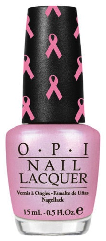 OPI Pink of Hearts, £9.95 - £2 donation