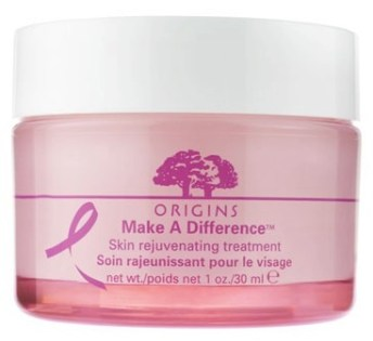 Origins Make a Difference skin rejuvenating treatment, £21 - £3 donation
