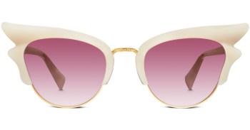 Fleta Glasses - Leith Clark Warby Parker