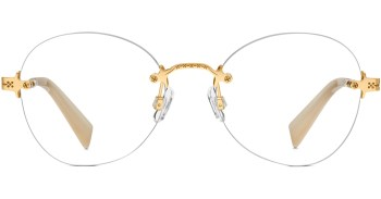 Lilia Glasses - Leith Clark Warby Parker