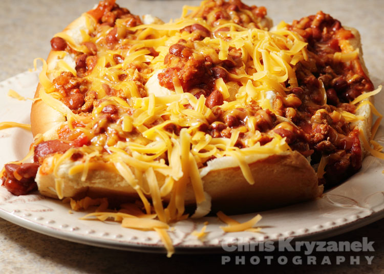 chili cheese hot dogs food photo