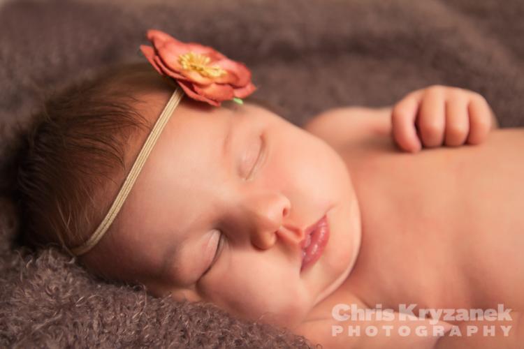 Chris Kryzanek Photography - newborn baby girl