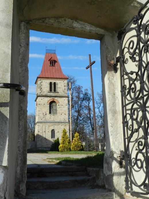 Dzwonnica Kościoła pw. św. Władysława w Kunowie (fot. arch. Gminy Kunów)