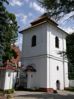 Dzwonnica w Siennie (fot. K. Furmanek)