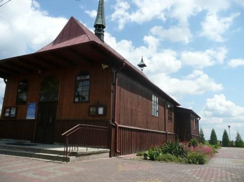 Kościół pw. NMP Matki Kościoła w Pasztowej Woli (fot. arch. Gminy Rzeczniów)