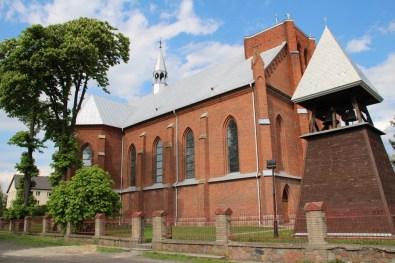 Kościół pw. św. Pawła i Piotra w Krepie Kościelnej (fot. K. Furmanek)