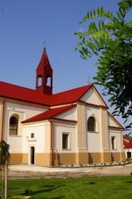 Kościół pw. Niepokalanego Poczęcia Najświętszej Maryi Panny i św. Restytuta w Rzeczniowie (fot. K. Lachowicz)