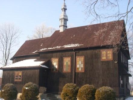 Kościół pw. św. Zofii i św. Mikołaja Kostki z XVII w. w Bodzechowie (fot. arch. Gminy Bodzechów)