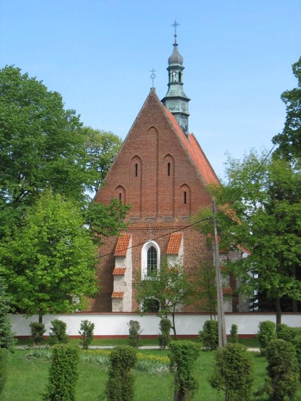 Kościół pw. św. Zygmunta w Siennie (fot. K. Furmanek)
