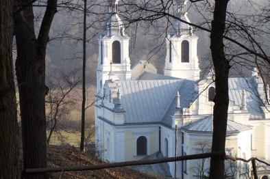 Kościół pw. Matki Bożej Bolesnej w Bałtowie (fot. arch. Gmin Bałtów)