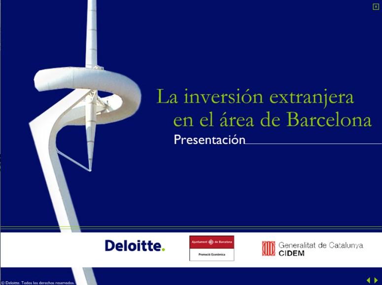 Deloitte: Inicio