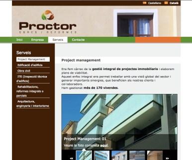 Proctor: Servicio
