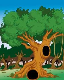 Árbol de los niños perdidos - Peter Pan