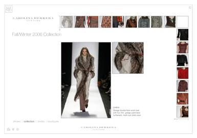 Carolina Herrera Web - Collection