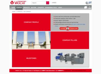 Vascat : Empresa