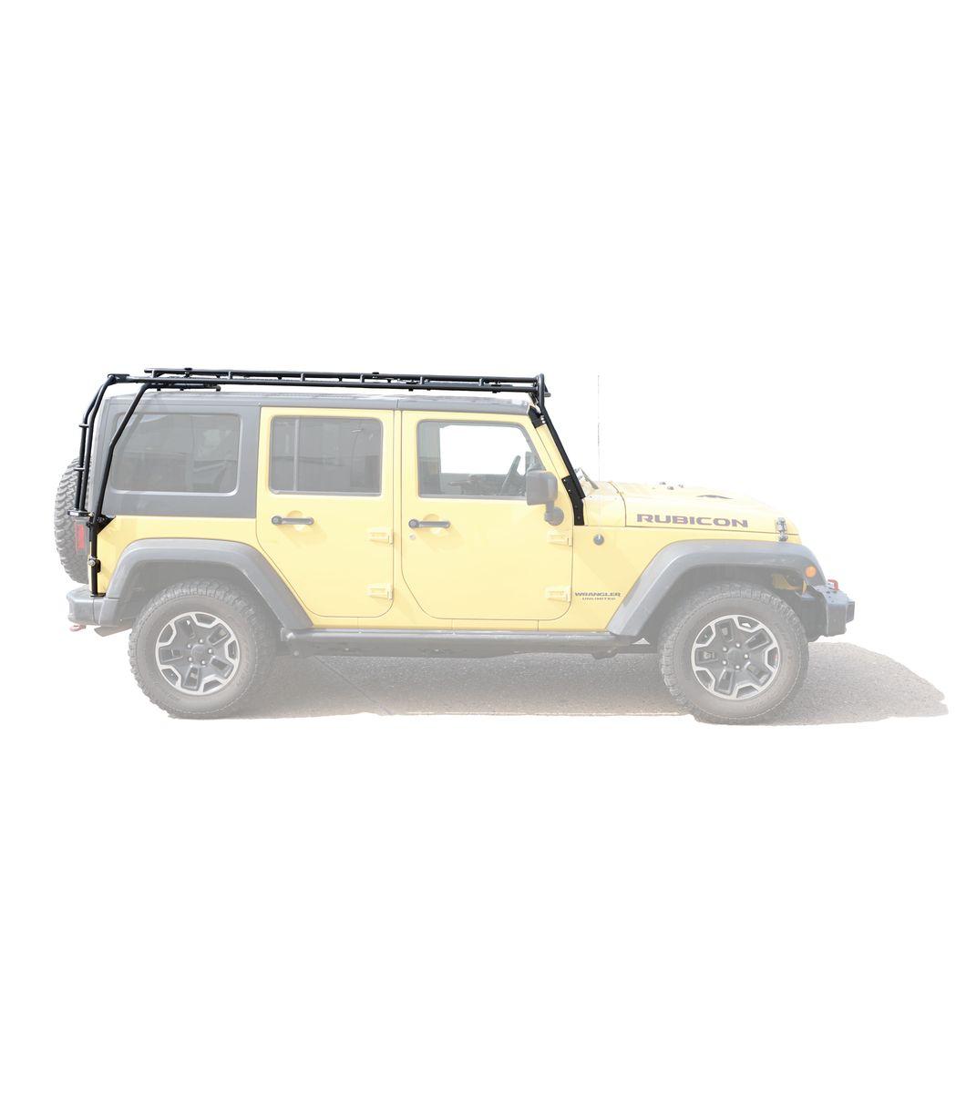 gobi dachtrager jeep wrangler jk