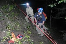 Tranquille Rope Rescue