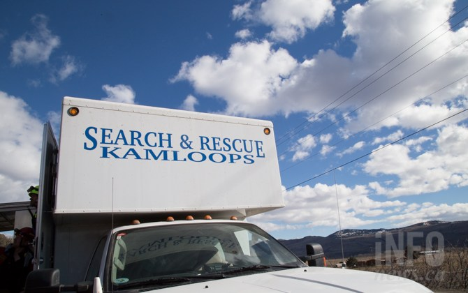 Search ramps up for B.C. woman after dog, car found near Ashcroft