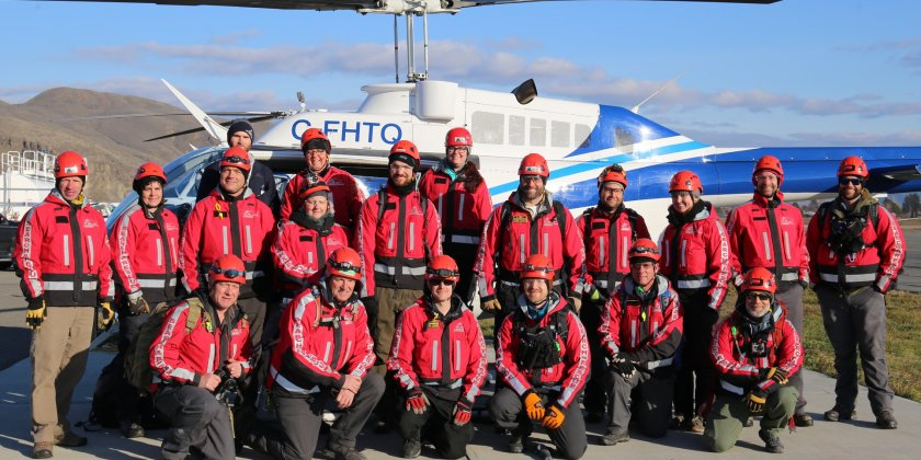 Camaraderie, great outdoors and a job well done draw volunteers to B.C. search and rescue teams