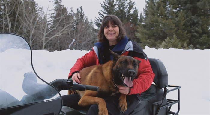 New documentary features Kamloops search and rescue dogs