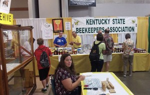 honey booth