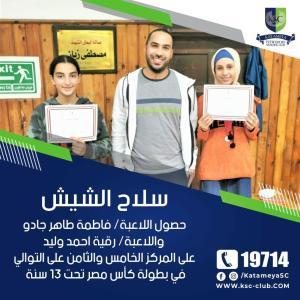Read more about the article بطولة كأس مصر في سلاح الشيش