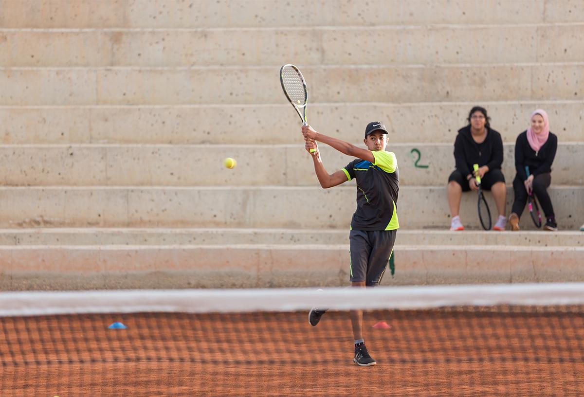 اكاديمية التنس 4